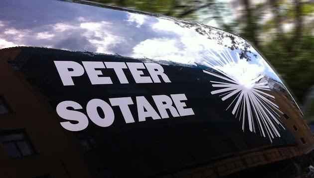 Peter-Sotare-bil-med-fart